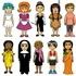 Pereodevalki games online. Play games for girls pereodevalki